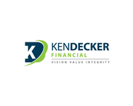 Ken Decker Financial Logo - Entry #32