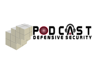 Defensive Security Podcast Logo - Entry #53