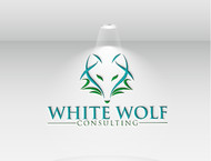 White Wolf Consulting (optional LLC) Logo - Entry #353