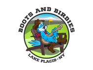 Boots and Birdies Logo - Entry #59