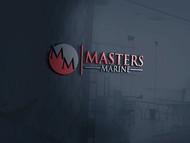 Masters Marine Logo - Entry #284