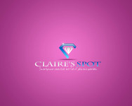 Claire's Spot Logo - Entry #83