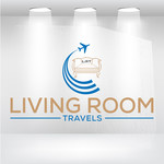 Living Room Travels Logo - Entry #48