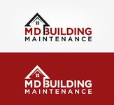 MD Building Maintenance Logo - Entry #15