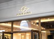Four love Logo - Entry #276