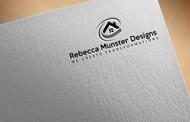 Rebecca Munster Designs (RMD) Logo - Entry #215