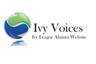 Logo for Ivy Voices - Entry #106