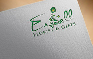 Engwall Florist & Gifts Logo - Entry #178