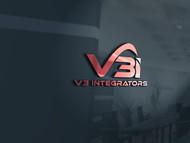 V3 Integrators Logo - Entry #220