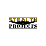 Stealth Projects Logo - Entry #128