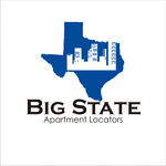 Big State Apartment Locators Logo - Entry #14