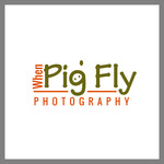 When Pigs Fly Photography Logo - Entry #48