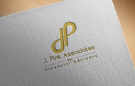 J. Pink Associates, Inc., Financial Advisors Logo - Entry #349