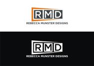 Rebecca Munster Designs (RMD) Logo - Entry #113
