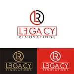 LEGACY RENOVATIONS Logo - Entry #139