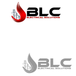 BLC Electrical Solutions Logo - Entry #398