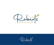 Roberts Wealth Management Logo - Entry #27