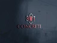 BWT Concrete Logo - Entry #6