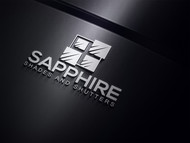 Sapphire Shades and Shutters Logo - Entry #27