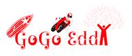 GoGo Eddy Logo - Entry #136