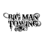 Big Man Towing Logo - Entry #122