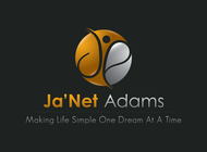 Ja'Net Adams  Logo - Entry #77