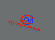 LiveDream Apparel Logo - Entry #85