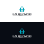 Elite Construction Services or ECS Logo - Entry #60