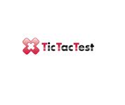 TicTacTest Logo - Entry #98