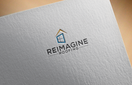 Reimagine Roofing Logo - Entry #62