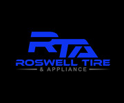 Roswell Tire & Appliance Logo - Entry #162