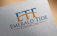 Emerald Tide Financial Logo - Entry #177