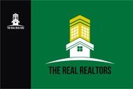 The Real Realtors Logo - Entry #35