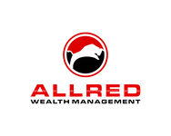 ALLRED WEALTH MANAGEMENT Logo - Entry #579