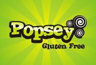gluten free popsey  Logo - Entry #113