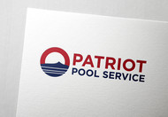 Patriot Pool Service Logo - Entry #8