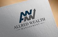 ALLRED WEALTH MANAGEMENT Logo - Entry #329
