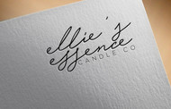ellie's essence candle co. Logo - Entry #46