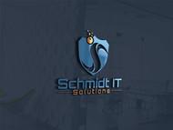 Schmidt IT Solutions Logo - Entry #183