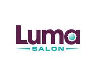 Luma Salon Logo - Entry #65