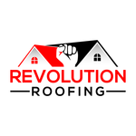 Revolution Roofing Logo - Entry #405