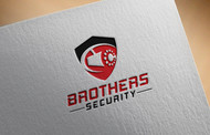 Brothers Security Logo - Entry #33