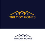 TRILOGY HOMES Logo - Entry #53