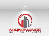MAIN2NANCE BUILDING SERVICES Logo - Entry #99