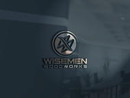 Wisemen Woodworks Logo - Entry #204