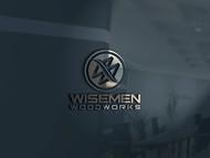 Wisemen Woodworks Logo - Entry #204