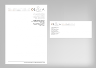 Law Office of Cortright, Evans and Associates Logo - Entry #40