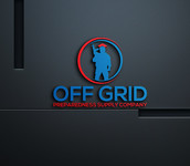 Off Grid Preparedness Supply Company Logo - Entry #33