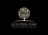 Golden Oak Wealth Management Logo - Entry #184