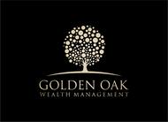 Golden Oak Wealth Management Logo - Entry #184